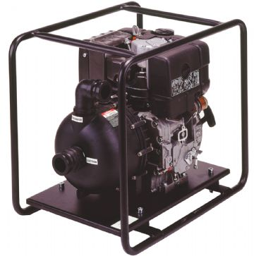 Pacer S Series Pump in Carry Frame - BUNA Part No: BU-DPF25D